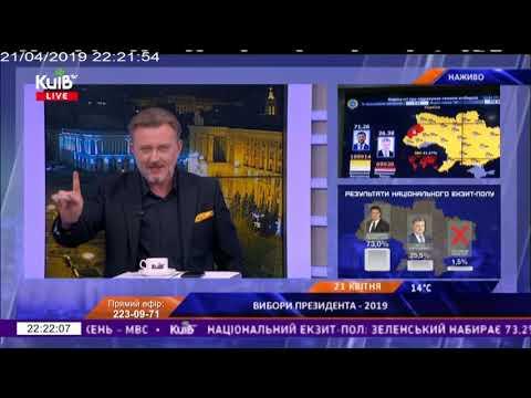 Телеканал Київ: 21.04.19 Телемарафон ч.15
