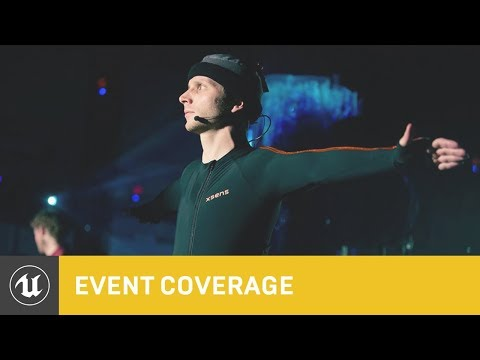 Real Time Motion Capture in Unreal Engine