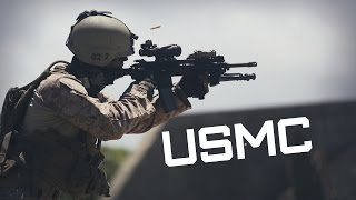 USMC •  United States Marine Corps