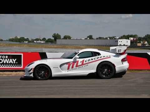 2016 Dodge Viper ACR - POV Hot Laps at Champion Motor Speedway