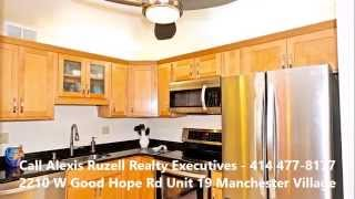Homes for sale 2210 Good Hope Rd Unit 19 Manchester Village Glendale Call Alexis Ruzell