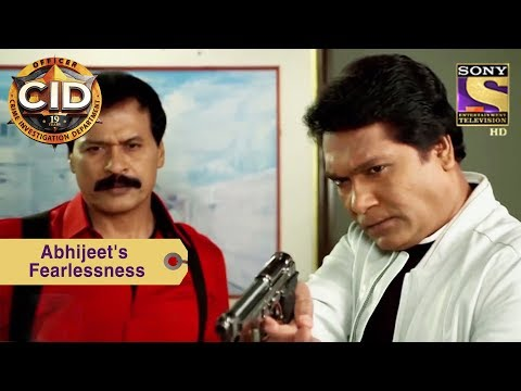 Your Favorite Character | Abhijeet's Fearlessness | CID thumbnail