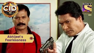 Your Favorite Character   Abhijeet's Fearlessness   CID