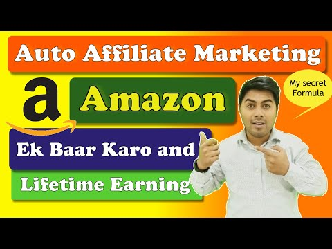 Amazon Affiliate Marketing on Auto Pilot Mode - WP Automatic Wordpress Plugin | Roy Digital thumbnail