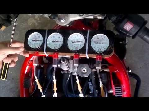 Синхронизация Suzuki Bandit GSF 400