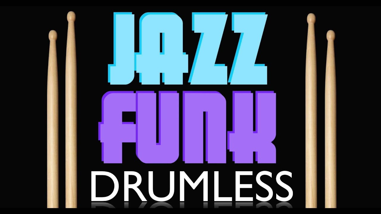 Jazz Funk Drumless Backing Track