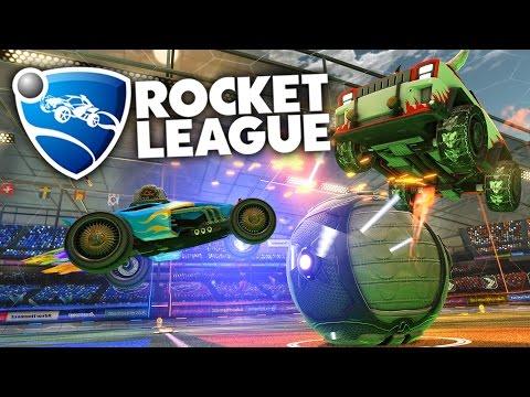 """Rocket League! - """"OWN GOALS GALORE!"""" w/Blitzwinger & Athix"""