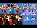 Most Funny Employee Engagement Activities | Dance | Games | Trifid Research