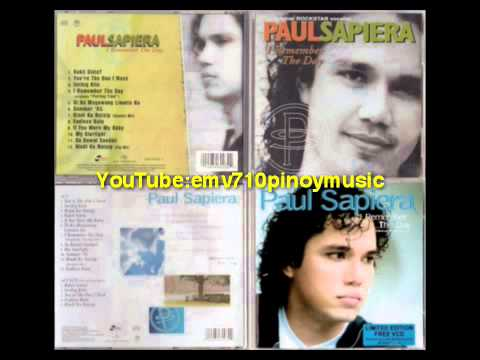 I Remember The Day - Paul Sapiera (Parting Time)