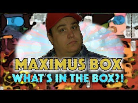 #WitB‽ - Maximus Box