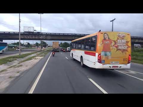 Chegando em Recife # Pernambuco