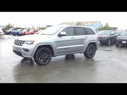2018 Jeep Grand Cherokee Altitude In Anchorage, AK 99501