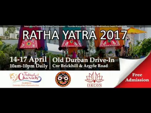 Festival Of Chariots Durban Live Stream