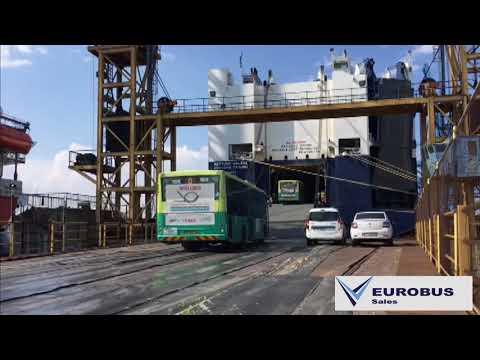 EUROBUS SALES | EXPORTING 30 BUSES TO MOLDOVA