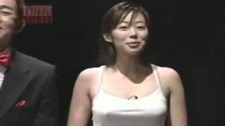 【お宝】井上和香 乳首がくっきり!!