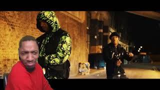 Skepta x Suspect - Look Alive (BlocBoy JB & Drake Remix) #StayAlive | REACTION