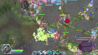 Heroes of the Storm Test Gameplay Intel HD Graphics 4000