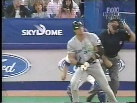 Jose Canseco 1998 - 2001 (Blue Jays, Rays, Yankees, White Sox)