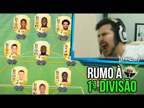 ESTÁ NA HORA DE MUDAR! RTD1 #20 FIFA 18 Ultimate Team