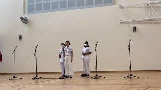 Pap Marymount Gan Siow Huang's Speech