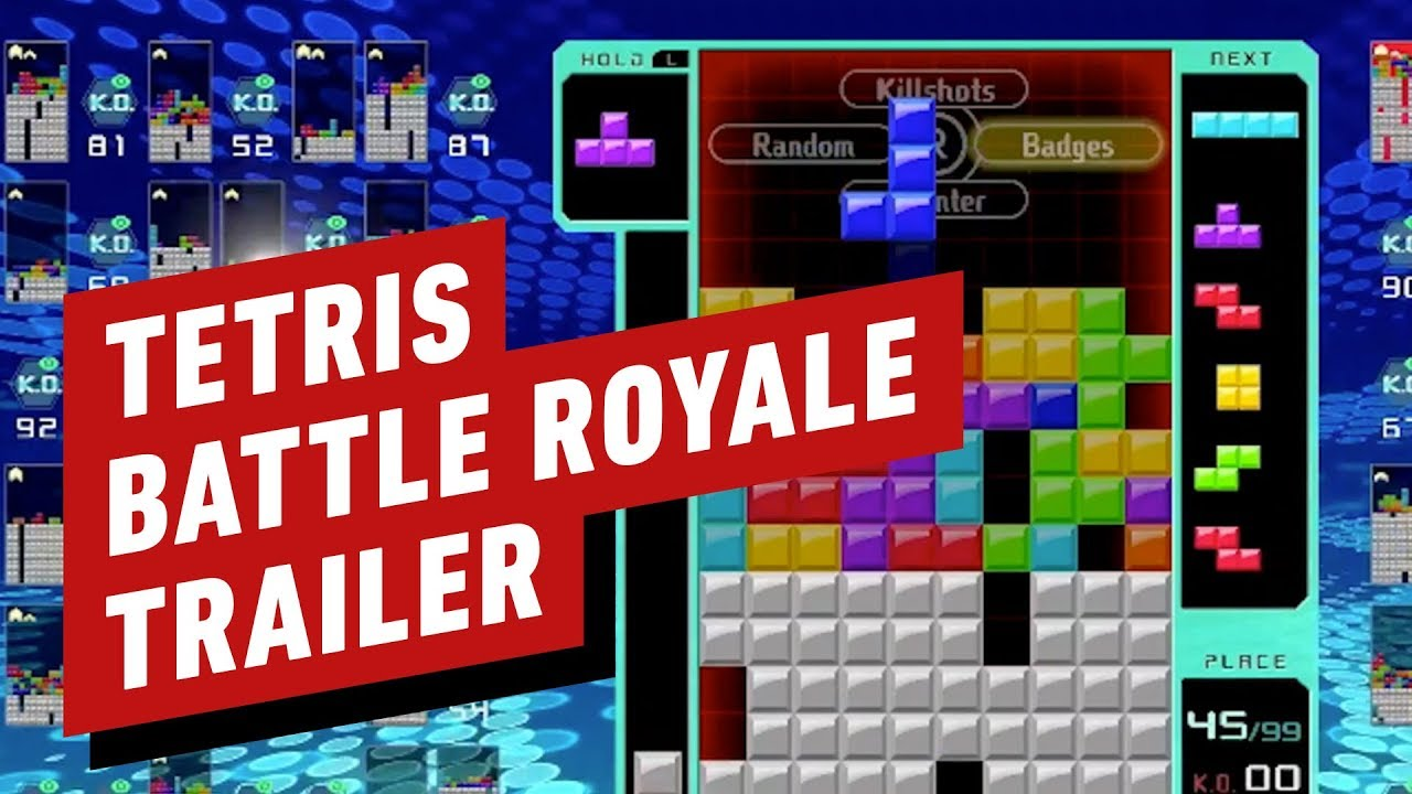 How to Download 'Tetris 99': New Tetris Battle Royale