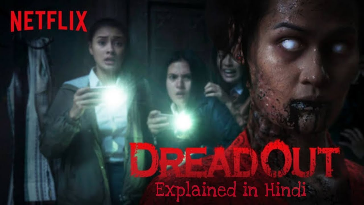 Download Dreadout (2019) Film Explained in Hindi Summarized Hindi   Full Slasher Film Explained in Hindi  