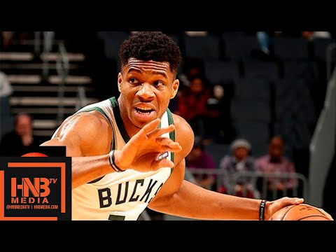 Milwaukee Bucks vs Charlotte Hornets Full Game Highlights | 11.26.2018, NBA Season
