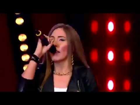 O Ses Türkiye'de RAP Söyleyen Yarışmacı Pınar Demirkal 'Gel Hadi' MUHTEŞEM