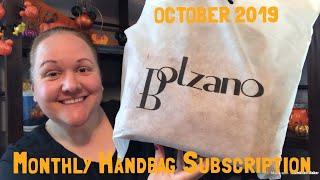 BOLZANO REVIEW | Designer Handbag Subscription w/ a Special Story | FREE Gift Code