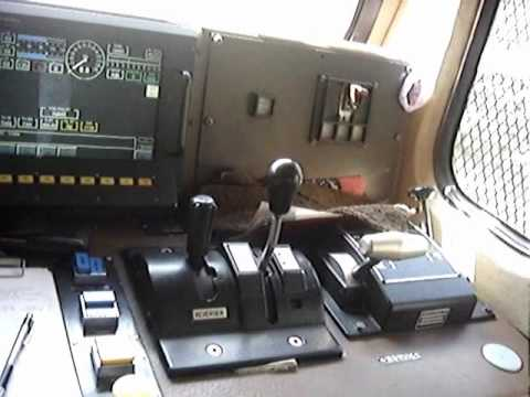 Cabina de AC4400CW Ferromex en León, Guanajuato. México NOAS_5