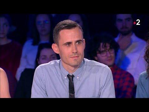 Mathieu Bermann - On n'est pas couché 7 avril 2018 #ONPC