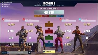 "FORTNITE SAUVER THE WORLD "" DEFENSE PICS HARDIS 4 WITHOUT CONSTRUCTION"" FR PS4 720PHD"