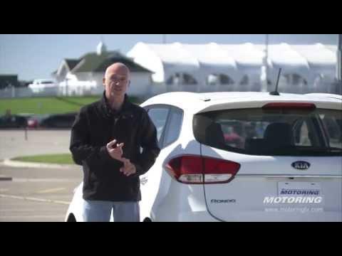 Test Drive: 2014 Kia Rondo