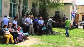 """Торжественная церемония открытия лагеря """"Гази Кумух 2015"""""""