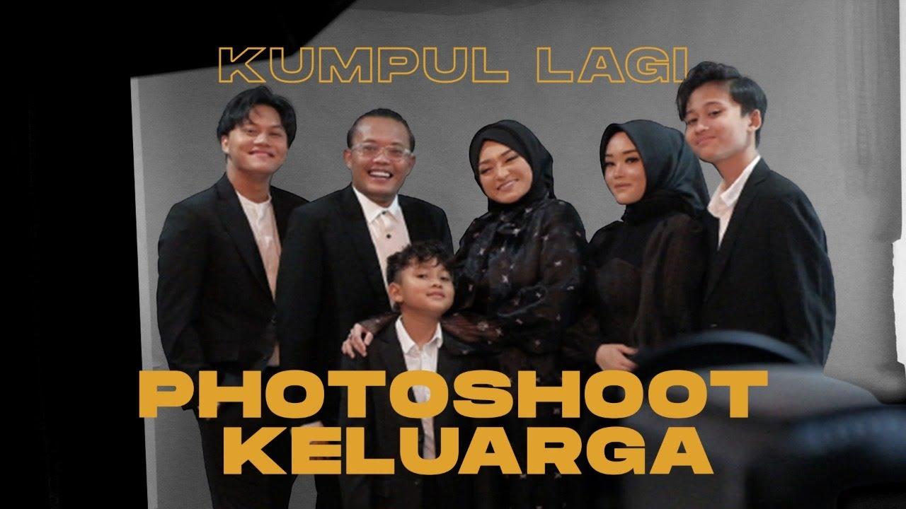 Rindu Kaliaan, Photoshoot Keluarga   #RFASVlog