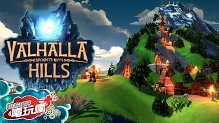 《工人創世紀 Valhalla Hills》已上市遊戲介紹
