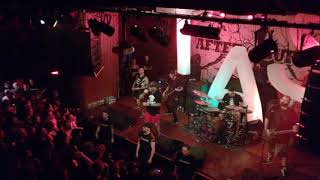 The Acacia Strain - Baby Buster (Rareform Across The Continent Tour 2018, ATL)