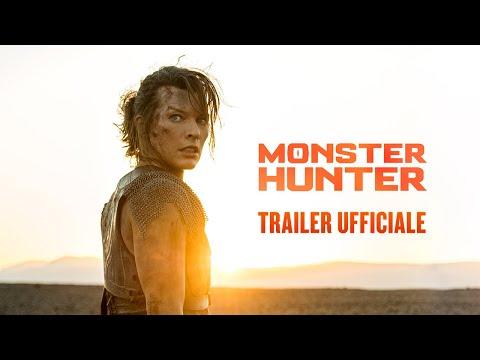 Monster Hunter - Trailer ufficiale italiano