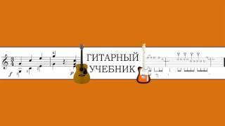 Минус для соло1 (Табы/ноты соло в описании)