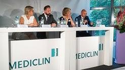 Podiumsdiskussion (komplett) mit Gesundheitsministerin Klepsch und Justizminister Gemkow