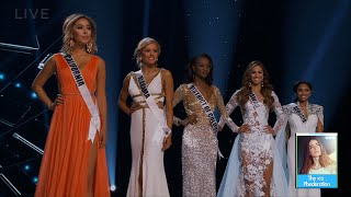 2016 Miss USA Questions & Answers | LIVE 6-5-16