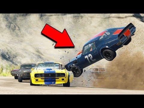 ГОНКИ С РЕАЛИСТИЧНЫМИ ПОВРЕЖДЕНИЯМИ | Next Car Game: Wreckfest