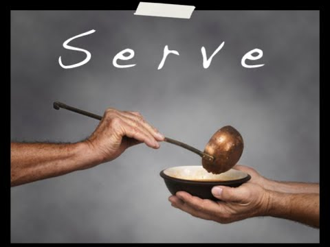 More Help For Serving Others