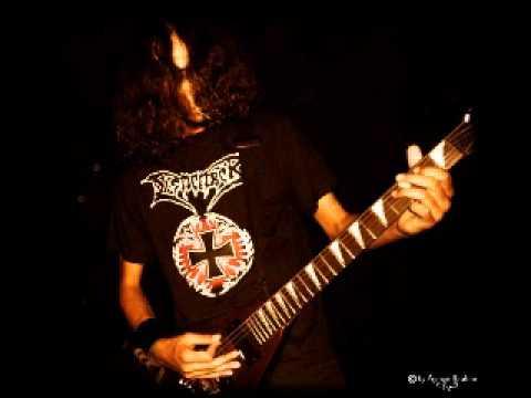 Izund ( Alhussain Sherif ) - Triumphant in Peace ( Oldschool Oriental / Egyptian Death Metal )