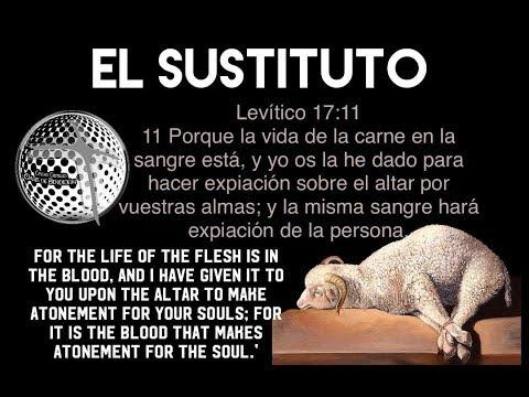 El Sustituto! Por El Pastor Angel Maestre