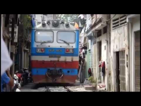 The Hanoi Train - What The Saints Did Next