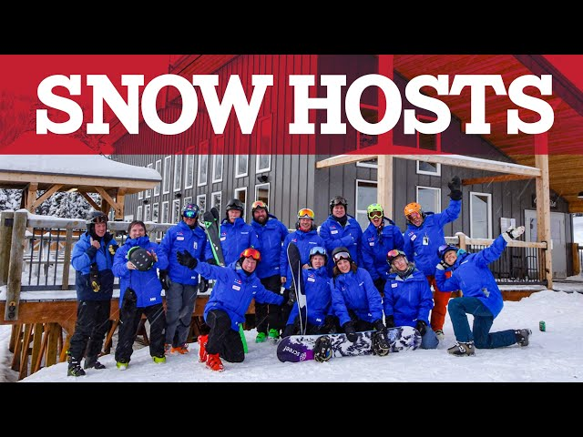 SHRED RED like a Local | Check Out Our FREE Snow Hosts