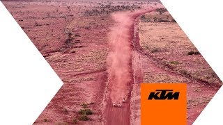 KTM Australia Adventure Rallye | Outback Run 2018