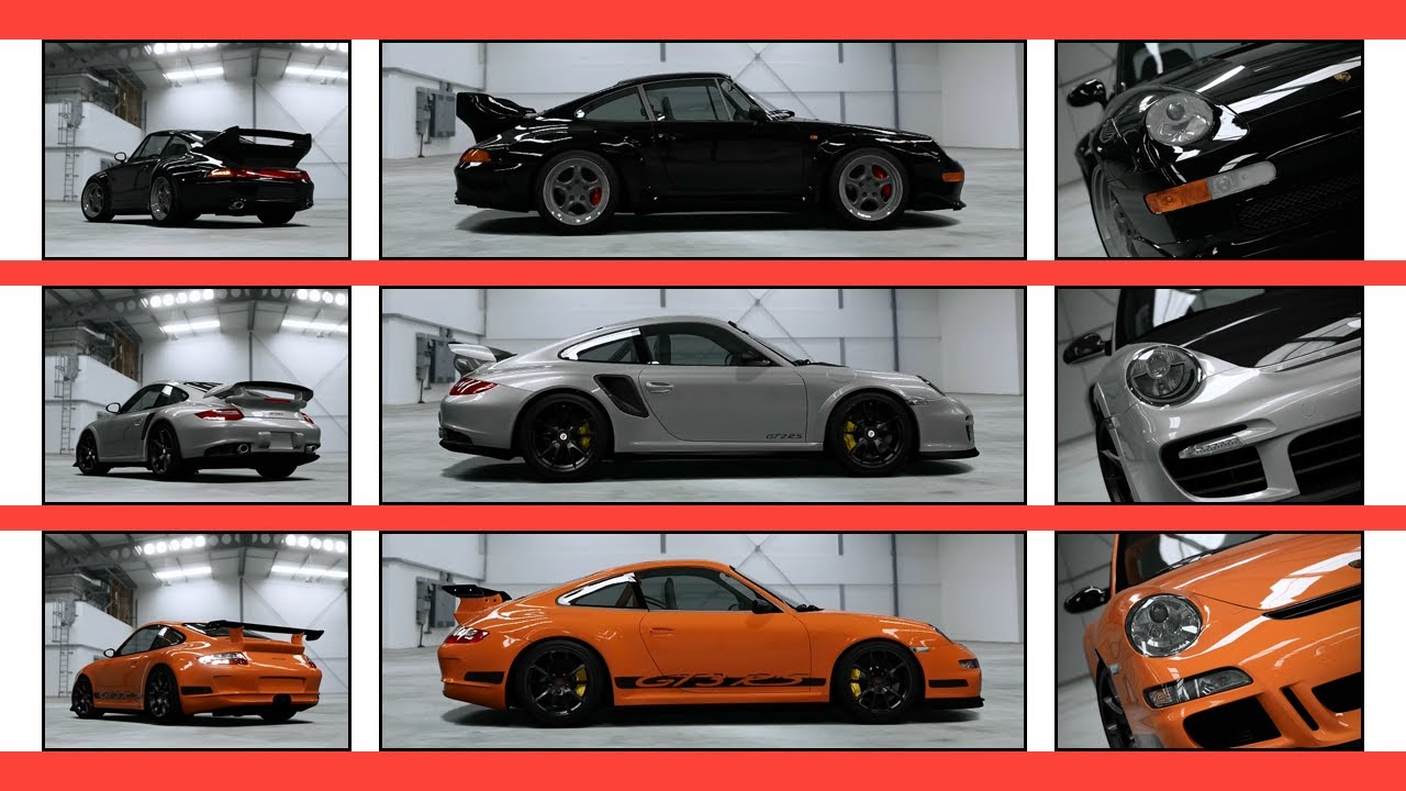 cars of forza motorsport 4 with engine sound porsche 911 gt2 1995 gt2 rs 2012 gt3 rs 2007. Black Bedroom Furniture Sets. Home Design Ideas