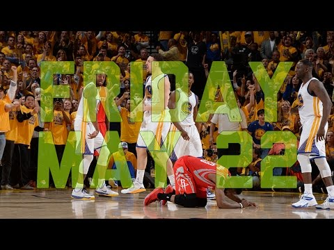 NBA Daily Show: May 22 – The Starters